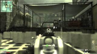 mw3 juggernaut gameplay - Видео