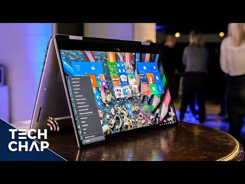 Dell XPS 15 2-in-1 (2018) Hands-On Review – I'm NOT Upgrading | The Tech Chap