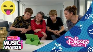 RDMA 2018: The Crazy Haacks con Laura LP | Disney Channel Oficial - Video Youtube