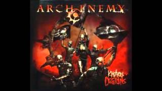 Arch Enemy Through The Eyes Of A Raven/Lyrics