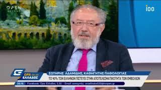 Ιατρικό Κέντρο Αθηνών: Η αναγκαιότητα των εμβολιασμών (Video)