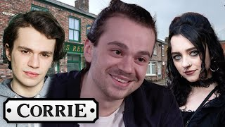 Seb's Corrie Story From Beginning to End | Coronation Street