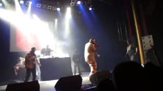 MF Doom - Cellz  - Live @ X-Tra, Zurich 07.03.2010