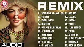 Best Hindi New 2019 - HINDI Remix SONGS 2019 - Latest Bollywood Songs 2019 | Rahat Fateh Ali Khan