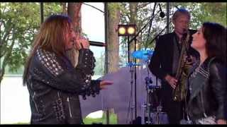 "Video thumbnail of ""Jill Johnson Joacim Cans - Alone (Heart cover)"""