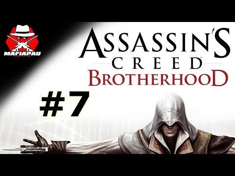 100%, ŠPEKOSAURUS BANKÉŘ! | Assassin's Creed Brotherhood | #7 | CZ Let's play | Mafiapau