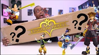 I Can't Believe What's Inside This KINGDOM HEARTS 3 MYSTERY BOX!