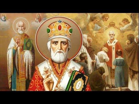 Отче Николае, моли Бога о нас грешных! (Валерий Малышев)