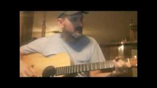 I wish I Could Have Been There, John Anderson, cover, Jesse Allen, video