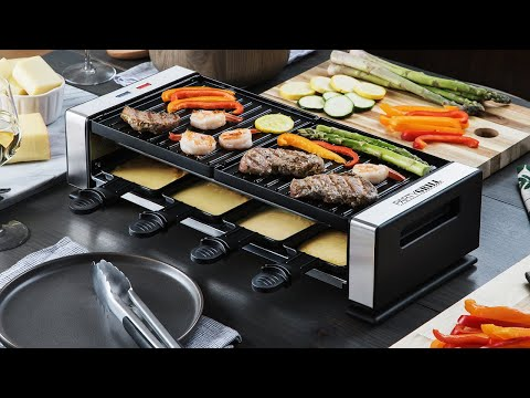 Party Grill | Indoor Tabletop Raclette Grill
