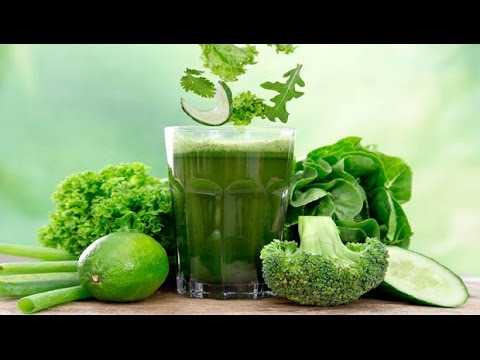 Video Juicing for Diabetics -  Top 3 Best Juicing Recipes for Diabetics