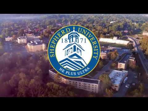 Shepherd University - video