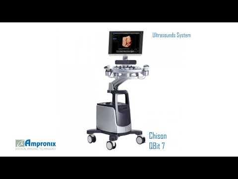 Q Bit 7 Ultrasound Machine