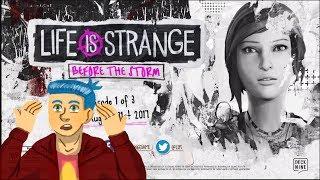Life is strange: Before the storm Reakcja na Trailer