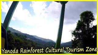Yanoda Rainforest Cultural Tourism Zone, Sanya, Hainan Review 2020. Travel to China 2020
