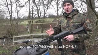 E&L AK104 Pmcc  First Shots / Chrono / Rof / Accuracy Test