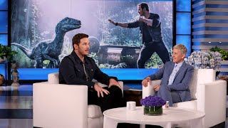 Chris Pratt on the Return of the Original Cast for 'Jurassic World 3'