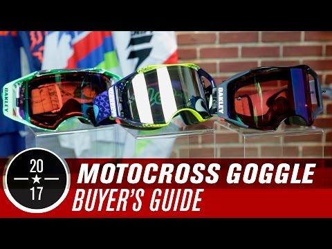 Best Motocross Goggles | 2017