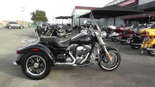 852433 - 2015 Harley Davidson Freewheeler FLRT - Used motorcycle for sale