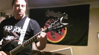 "Judas Priest cover ""Genocide"""