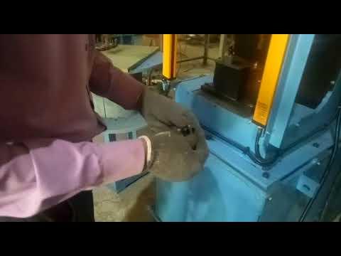 Nut And Bolt Welding Machine