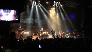 "Dropkick Murphys -""Caps and Bottles"" - House of Blues, Boston - March 18, 2016"