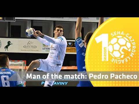 Pacheco delivers another MASTERCLASS display l Man Of The Match l Tatran Presov vs Eurofarm Pelister