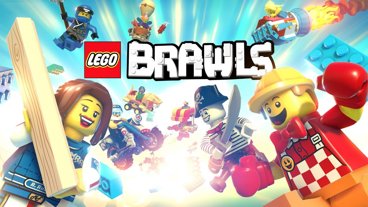 LEGO Brawls Launch Trailer - Apple Arcade
