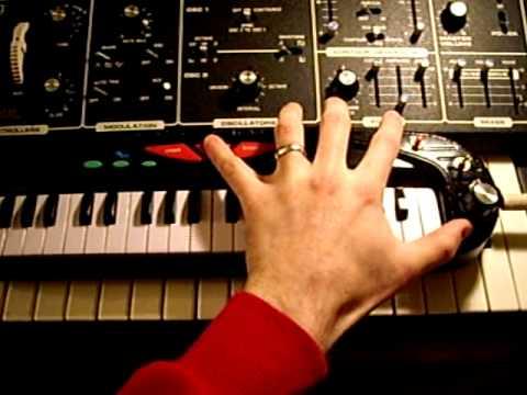 Circuit Bent Fisher Price Keyboard
