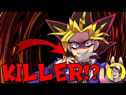 The Dark Origins of Yu-Gi-Oh!