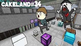 CakeLand FTB #34: Троллинг Маузера и Автокрафт на Креативном Сундуке!
