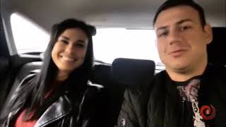 Ирина Пинчук и Валерий Блюменкранц в сторис 23 10 2018