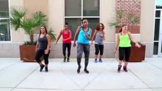 """""""7 Locas"""" by Don Miguelo Zumba ™ Fitness Choreography with DJ"""
