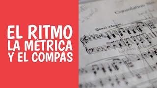 El Ritmo en Música Qué es la Métrica y el Compás Musical