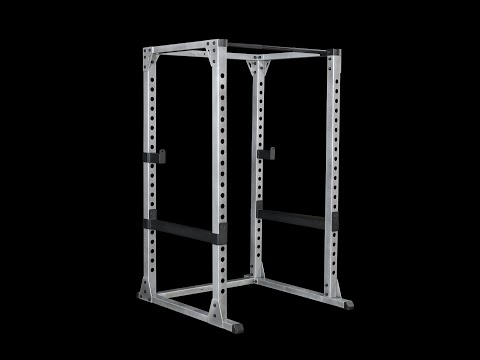 declpress home power ex rack pro body solid fitness