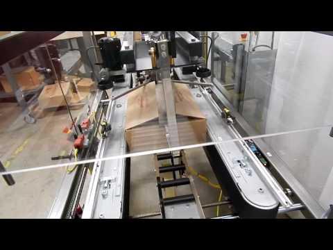 Selladora de cajas automática TBS-100FC