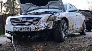 Мы разбили новый Cadillac CT6 за 5 млн рублей.