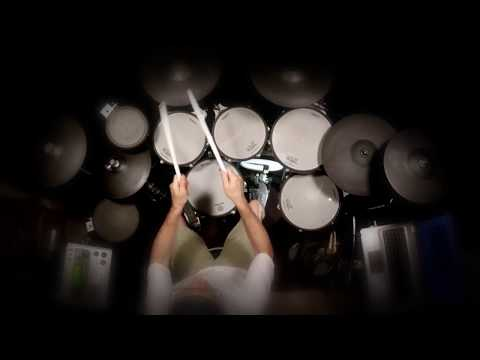 One and Only - Queensryche - V-Drums Cover - TD-20X - Drumless Track