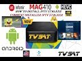 Video for mag 410 setup iptv