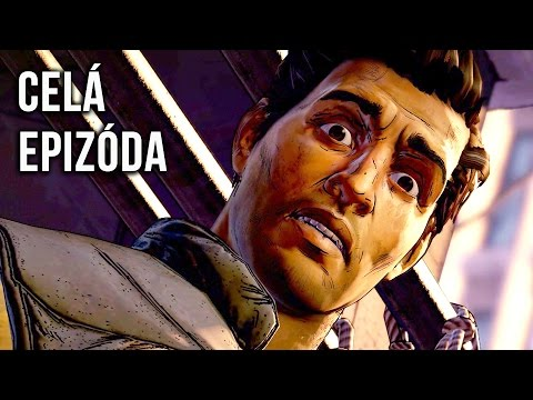 ► ZRADA | CELÁ 4. EPIZÓDA | The Walking Dead: A New Frontier  Ep.4 | 1080p
