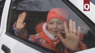 Социальный эксперимент: «Не оставляйте ребёнка в машине»