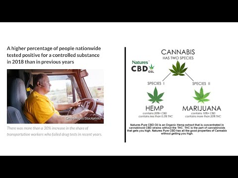Drug test failure THC CBD oil