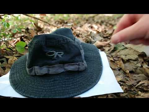 Outdoor Research Congaree Sun/Boonie EDC Hat Review
