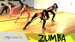 Zumba Workout - Body Toning by OneHowto