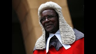 Chief Justice, David Maraga calls on lawyers to observe ethics while discharging their duties