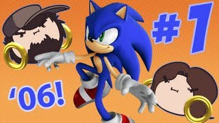 Sonic '06: Oh No - PART 1 - Game Grumps