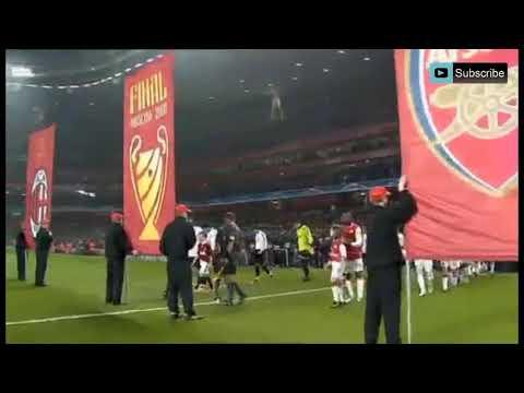 Arsenal vs Ac Milan 2-0 Goals  Highlights