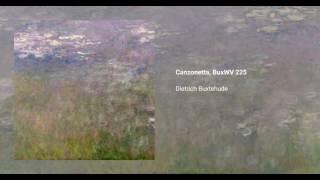 Canzonetta, BuxWV 225