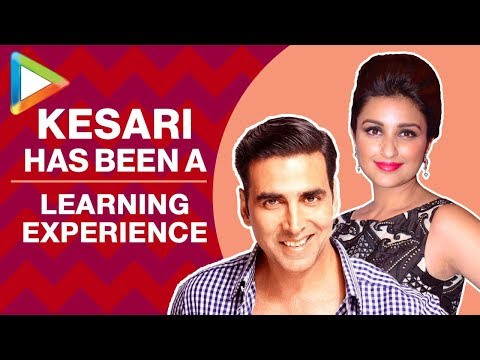 Akshay Kumar REVEALS That His Role in KHAKEE was Actually Written For Paresh Rawal | Kesari