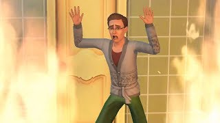 When you're bored in The Sims so you give them free will